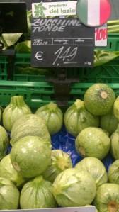 Deve accadere o zucchine tonde?