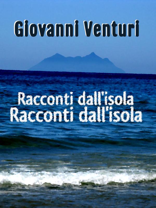 """""""Racconti dall'isola"""" foto e copertina: ©Giovanni Venturi"""