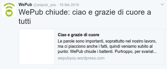 wepub-chiude